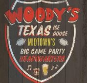 Woody's Texas Super Bowl Parties